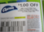 15 Coupons $1/1 Charmin Toilet Paper 4 Mega Rolls or larger 4/11/2020