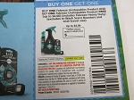 15 Coupons Buy 1 Get 1 FREE Febreze Unstopables 4/11/2020