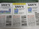 15 Coupons $2/1 Claritin 10ct 5/17/2020 + $6/1 Claritin Cool Mint Chewables 24ct 4/26/2020 + $4/1 Claritin Cool Mint Chewables 8ct 5/17/2020