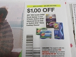 15 Coupons $1/2 Scotch Brite Scrub Sponges 3 6 or 9 Pk 5/31/2020