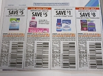 15 Coupons $5/1 TruBiotics 5/31/2020 + $5/1 Miralax 20ct 5/10/2020 + $1/1 Philips 5/31 + $8/1 Phillips Probiotic 5/10/2020