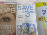 15 Coupons $3/1 Thera Tears 8/8/2020