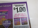 15 Coupons $1/1 Viactiv Product 6/28/2020