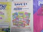 15 Coupons $1/1 Hi Chew Product 7/12/2020