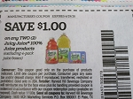 15 Coupons $1/2 Juicy Juice 100% Juice Products 6/29/2020