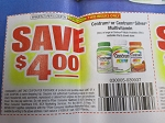 15 Coupons $4/1 Centrum or Silver Multivitamin 6/14/2020