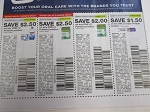 15 Coupons $2.50/1 Polident + $2.50/1 Polident  6/14/2020 + $2/1 Polident + $1.50/1 Super Poligrip 6/30/2020