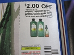 15 Coupons $2/2 Herbal Essences Bio Renew Shampoo Conditioner or Styling 6/13/2020