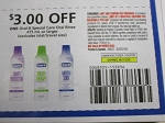 15 Coupons $3/1 Oral B Special Care Oral Rinse 475ml 6/13/2020