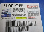 15 Coupons $1/1 Crest Toothpaste or Liquid Gel 3oz+ 6/13/2020