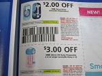 15 Coupons $2/1 Venus Razor + $3/1 Venus or Daisy Disposable 2ct 7/4/2020