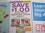 15 Coupons $1/1 Minute Maid Frozen Novelty 24 floz 8/22/2020