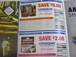 15 Coupons $5/1 Cosequin Joint Heath Supplement + $2/1 Cosequin for Cats 7/31/2020