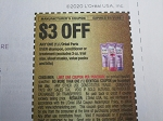15 Coupons $3/1 Loreal Paris Ever Shampoo Conditioner or Treatment 7/11/2020