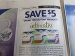 15 Coupons $5/2 Tena Products 7/12/2020