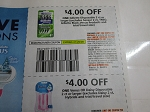 15 Coupons $4/1 Gillette Disposable 2ct + $4/1 Venus or Daisy Disposable 2ct 7/25/2020