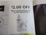 15 Coupons $2/2 Ivory Moisturizing Body Wash or Deodorant 7/25/2020