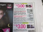 15 Coupons $3/2 U by Kotex Pads or Liners + $3/2 U by Kotex Tampons 7/25/2020