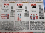 15 Coupons $.50/1 Colgate Toothpaste 3.0 + $.50/1 Colgate Adult Kids Manual Toothbrush + $.50/1 Colgate Mouthwash DND 7/11/2020