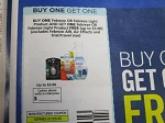 15 Coupons Buy 1 Get 1 FREE Febreze or Febreeze Light 7/25/2020