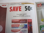 15 Coupons $.50/1 Colgate 3.0oz Toothpaste 7/25/2020 DND