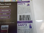 15 Coupons $4/1 Soothe + $3/1 Soothe Nighttime Bausch & Lomb 9/19/2020