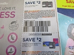 15 Coupons $2/1 Carefree Breathe Pads or Liners + $2/2 Stayfree or Carefree 8/15/2020