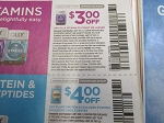 15 Coupons $3/1 Olly Vitamin 30ct + $4/1 Plant Protein & Collagen Powder 9/30/2020
