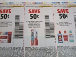 15 Coupons $.50/1 Colagte Toothpaste 3.0oz + $.50/1 Adult or Kids Manual Toothbrush + $.50/1 Mouthwash DND 8/1/2020