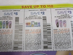 15 Coupons $5/1 Dr Scholl's Insoles 7.95+, + $2/1 Dr Scholls Corn Callus Products + $3/1 Dr Scholl's Stylish Step $5.95 + 9/15/2020