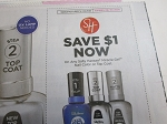 15 Coupons $1/1 Sally Hansen Miracle Gel Nail Color or Top Coat 9/30/2020