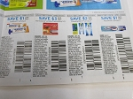 15 Coupons $1/1 Voltaren + $3/1 Thermacare 8/30/2020 + $2/1 Preparation H 8/23/2020 + $1/1 Aquafresh 8/30/2020