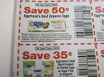 15 Coupons $.50/1 Eggland's Best Organic Eggs + $.35/1 Egglands Best Hard Cooked & Peeled Eggs 11/30/2020