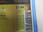 15 Coupons $3/2 Loreal Paris Elvive Haircare or Advanced Hairstyle 9/26/2020
