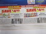 15 Coupons $4/1 Centrum or centrum Silver Multivitamin + $4/1 Centrum Multigummies 9/20/2020