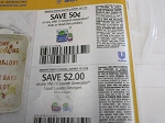 15 Coupons $.50/1 Seventh Generation Auto or Hand Dish Product + $2/1 Seventh Generation Liquid Laundry Detergent 10/17/2020