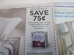15 Coupons $.75/2 single Boxes Scotties Facial Tissue 10/17/2020