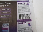 15 Coupons $4/1 Soothe + $3/1 Sooth Nighttime 11/20/2020