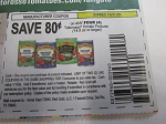 15 Coupons $.80/4 Tuttorosso Tomato Products 14.5oz 10/31/2020