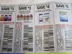 15 Coupons $3/1 One a Day 65ct + $3/1 One a Day or Flintstones Fruit Bites + $4/1 Citracal 70ct + $5/1 TruBiotics 10/18/2020
