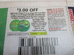 15 Coupons $3/1 Gain Flings 37ct or Ultra Flings 21ct 11/7/2020