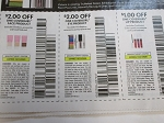 15 Coupons $2/1 Covergirl Face + $2/1 Covergirl Eye + $1/1 Covergirl Lip 10/31/2020