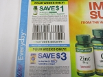 15 Coupons $1/1 Nature's Bounty Immune Support Vitamin or Supplement + $3/1 Ester C Tablet 80ct 11/1/2020
