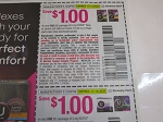 15 Coupons $1/1 U by Kotex Pads or Liners + $1/1 U by Kotex Tampons 11/14/2020