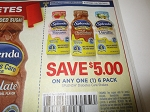 15 Coupons $5/1 Splenda Diabetes Care Shakes 4/30/2021