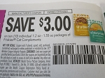 15 Coupons $3/10 Friskies Cat Complements 3/3/2021