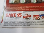 15 Coupons $5/2 Boost Multipacks or Canisters 2/28/2021