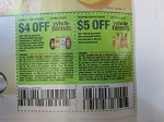 15 Coupons $4/2 Gariner Whole Blends Shampoo Conditioner or Treatment + $5/2 Garnier Whole Blends Sulfide Free Remedy or Miracle Treatment 2/28/2021