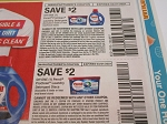 15 Coupons $2/1 Persil ProClean Laundry Detergent + $2/1 Persil ProClean Laundry Detergent Discs 3/21/2021
