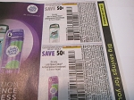 15 Coupons $.50/1 Men's Speed Stick + $.50/1 Lady Speed Stick Antiperspirant Deodorant DND 4/3/2021